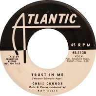 Chris Connor - Trust In Me / Mixed Emotions