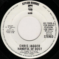 Chris Jagger - Handful Of Dust