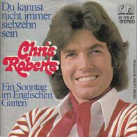 Chris Roberts - Du kannst nicht immer siebzehn sein