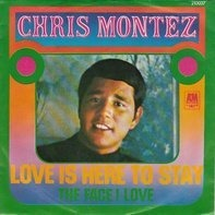Chris Montez - Love Is Here To Stay