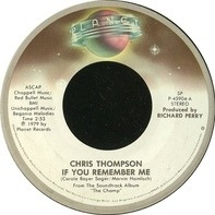 Chris Thompson / Dave Grusin - If You Remember Me / Theme From 'The Champ'