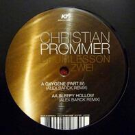 Christian Prommer - Drumlesson Zwei (Alex Barck Remixes)