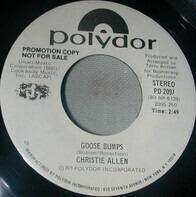 Christie Allen - Goose Bumps