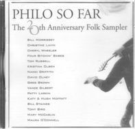Christine Lavin,Bill Staines,Tony Bird, u.a - Philo So Far; The 20th Anniversary Folk Sampler