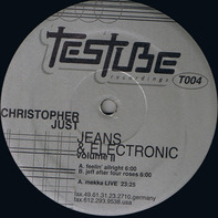 Christopher Just - Jeans & Electronic Volume II