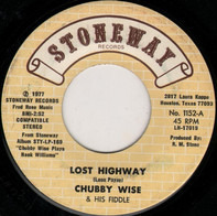 Chubby Wise - Lost Highway