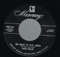 Chuck Miller - The House Of Blue Lights