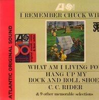 Chuck Willis - I Remember Chuck Willis