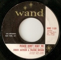 Chuck Jackson & Maxine Brown - Please Don't Hurt Me / I'm Satisfied