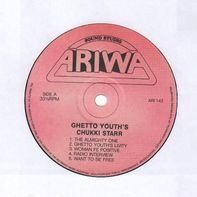 Chukki Star - Ghetto Youth's