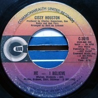 Cissy Houston - He - I Believe / I'll Be There