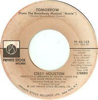 """Cissy Houston - Tomorrow (From The Broadway Musical """"Annie"""")"""