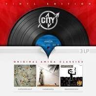 City - City Vinyl Edition (amiga LP Box)