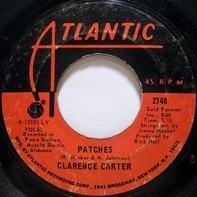 Clarence Carter - Patches / Say It One More Time