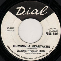Clarence 'Frogman' Henry - Hummin' A Heartache / This Time