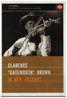 Clarence Gatemouth Brown - In New Orleans