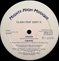 Clash Feat. Mad Eddy K. - Groovin' (Hit The Floor)