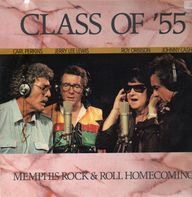 Carl Perkins , Jerry Lee Lewis , Roy Orbison , Johnny Cash - Class Of '55 - Memphis Rock & Roll Homecoming