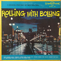 Claude Bolling Big Band - Rolling With Bolling (A Musical Portrait Of New Orleans)