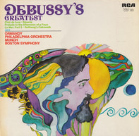 Claude Debussy - Debussy's Greatest