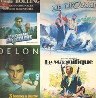 Claude Bolling - Musiques Originales De Films D' Aventures