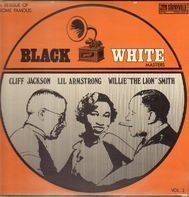 Cliff Jackson, Lil Armstrong et al. - A Reissue Of Some Famous Black And White Masters, Vol. 2