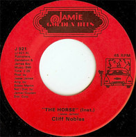 Cliff Nobles & Co / People's Choice - The Horse (Inst.) / I Likes To Do It