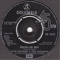 Cliff Richard & The Shadows - Bachelor Boy