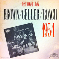 Clifford Brown - Best Coast Jazz - 1954