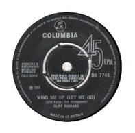 Cliff Richard - Wind Me Up (Let Me Go)