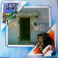 Clifton Chenier - Boogie & Zydeco
