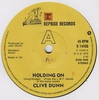 Clive Dunn - Holding On