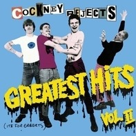 Cockney Rejects - Greatest Hits Vol.2