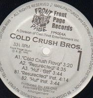 Cold Crush Brothers - Cold Crush Flava / Resurected