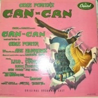 Cole Porter - Can-Can - Original Broadway Cast