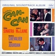 Cole Porter - Cole Porter's Can-Can:  Original Soundtrack Album