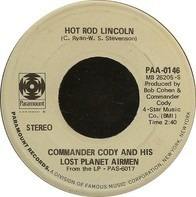 Commander Cody And His Lost Planet Airmen - Hot Rod Lincoln