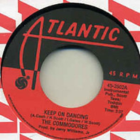 Commodores , The T.S.U. Toronadoes - Keep On Dancing / Getting The Corners