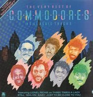 Commodores - The Very Best Of Commodores