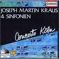 Concerto Köln (Cok) - Joseph Martin Kraus: Vier Sinfonien (Sinfonien - Vol. 1)