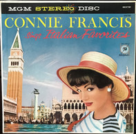 Connie Francis - Sings Italian Favorites