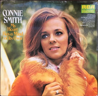 Connie Smith - My Heart Has a Mind of Its Own