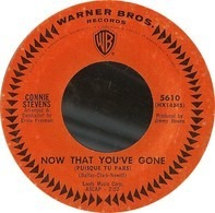 Connie Stevens - Now That You've Gone (Puisque Tu Pars)