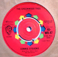 Connie Stevens - The Greenwood Tree
