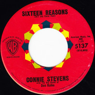Connie Stevens - Sixteen Reasons / Little Sister