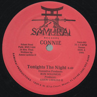Connie - Tonights The Night