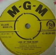 Connie Francis - Lock Up Your Heart