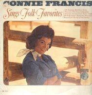 Connie Francis - Sings Folk Favorites