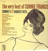 Connie Francis - The Very Best Of Connie Francis (Connie's 15 Biggest Hits)