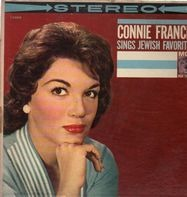 Connie Francis, Geoff Love & His Orchestra - Sings Jewish Favorites
